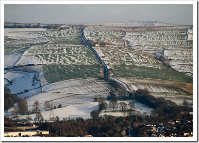 Winter fields -1