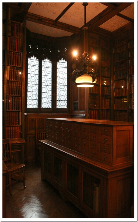 John Ryland Reading Room -1